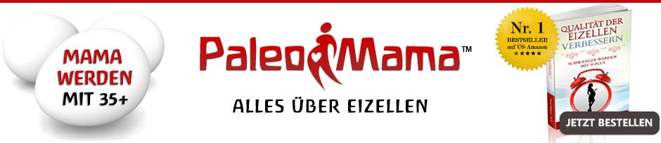PaleoMama: Eizellen und Kinderwunsch Logo