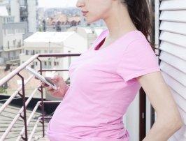 mit 35 schwanger werden zu spät