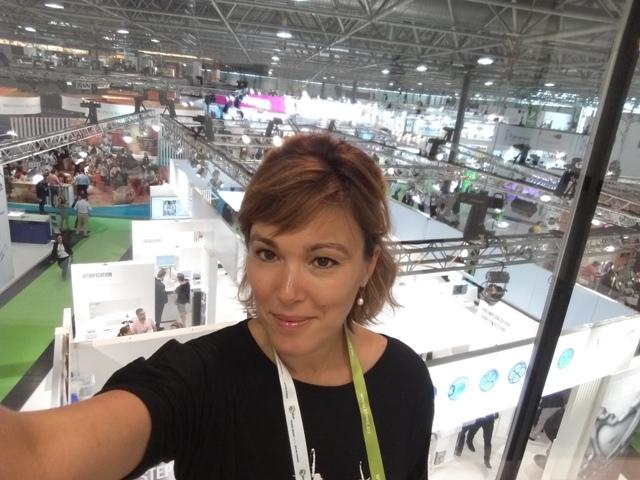 Darja Wagner ESHRE Konferenz
