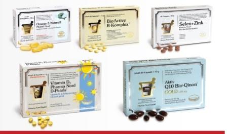 vitamine pharma nord